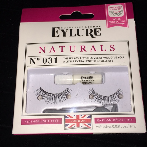 ec67e7a9709 eylure Makeup | Eyelashes No 031 Natural Look 1 Pair | Poshmark